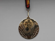 Karate Taekwondo Pokal Kids 10 x Medaillen mit Band&Emblem Turnier Pokale e277 Pokale & Preise