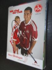 64512 Ilkay Gündogan 1.FC Nürnberg DFB BVB original signierte Autogrammkarte