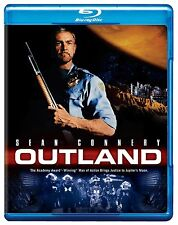 OUTLAND (1981 Sean Connery)   - Blu Ray - Sealed Region free