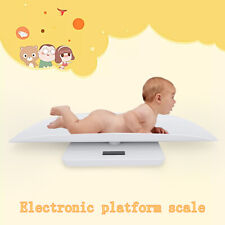Electronic Lcd Digital Body Scale Baby Scale Bathroom Gym Weight Hold Function