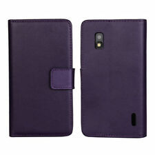 Unbranded/Generic Leather Plain Mobile Phone Cases, Covers & Skins for LG