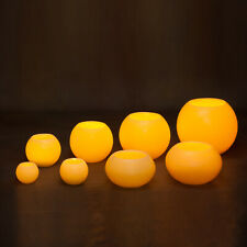 WAX CANDLE LANTERN FOUR DIFFERENT SIZES THEY DO NOT MELT