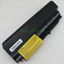 9 Cell Laptop Battery for IBM Lenovo Thinkpad Widescreen R61i T61P Series new