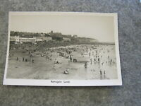Kent real photo postcard -- Ramsgate Sands scene - Thanet