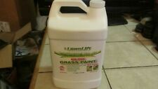 NEW Lawnlift Grass and Mulch Paints Ultra Concentrated Grass Paint gallon Green