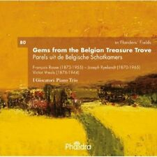 I Giocatori Piano Tr - Gems from the Belgian Treasure Trove [New CD] Digipack P