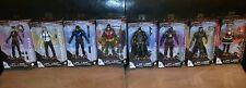 "Batman Arkham Knight - Action Figures Full Collection 1-8 (""7"" Inches)+Batarang"