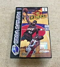 NBA Jam Extreme Sega Saturn game AU release
