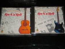 CD de musique rock 'n' roll compilation sur coffret