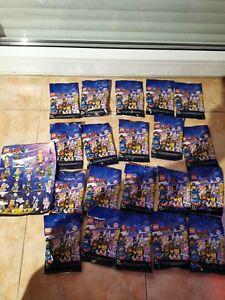 Lego 71023 Minifiguren Serie Lego Movie 2 komplett alle 20 Figuren
