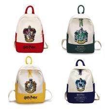 Harry Potter Gryffindor Slytherin Backpack Student School Bag Travel Rucksacks