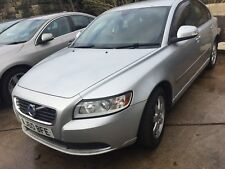 2011 Volvo S40 2.0 TD D3 ES silver spares or repairs non runner