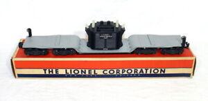 Postwar Lionel 6518 Transformer Car~All Original~w/Nice OB