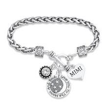 Bracelet - MIMI - To the Moon & Back - Mesh Toggle [57423]