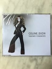 """CELINE DION """"TAKING CHANCES"""" 5-TRACK CD WITH VIDEO SEALED"""