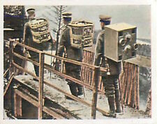 Pigeons Transport Soldiers War Vosges Deutsches Heer WWI WELTKRIEG 14/18 CHROMO