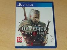 Jeux vidéo The Witcher pour Sony PlayStation 4