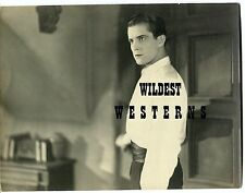 RAMON NOVARRO Sexy Early Scene Photo VINTAGE ORIGINAL gay interest RARE