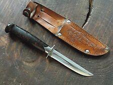 Knife old  PUUKKO  SCOUT   messer VINTAGE