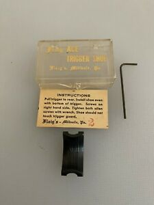 Flaig Ace #2 Trigger Shoe for Winchester 43, 69, 72, 75, 70, Anschutz 64