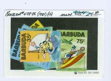 Barbuda  Scott  478-86   Disney  mnh  1981 75% CV