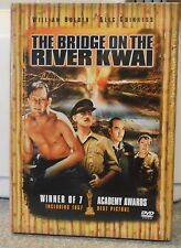 The Bridge on the River Kwai (DVD 2000 2-Disc Set) RARE 1957 WAR DRAMA BRAND NEW