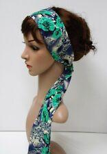 Long hair tie, summer head scarf, self tie headband, hair bandanna, hair scarf