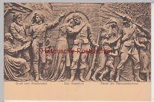 (94849) AK Niederwalddenkmal, Relief -Der Abschied-, vor 1945