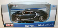 Maisto Bugatti Contemporary Diecast Cars, Trucks & Vans