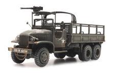 HO Roco Minitanks Patton's 3rd Army Truck #A663.387.345 Hand Painted