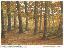 Postcard: Les Bott - Marlow Common, Buckinghsmshire (Pilkington Family Trust)