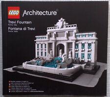 Lego Bauanleitung für Architecture Trevi Fountain 21020 Neu