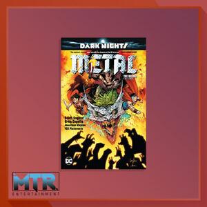 DC Dark Nights Metal: The Deluxe Edition (Hardcover)