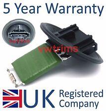 Heater Blower Resistor VW AUDI SEAT Skoda 6Q0959263 Fox Polo A1 A2 Ibiza Fabia