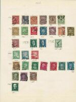 germany 1920s stamps page ref 17541