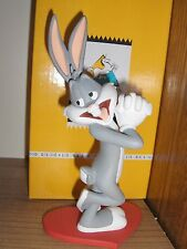 Extremely Rare! Looney Tunes Bugs Bunny Victory Demons & Merveilles Statue