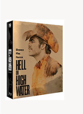 "MOVIE ""Hell or High Water"" Blu-ray B type Steelbook Fullslip Limited Edition"