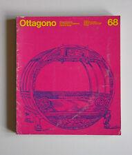 Ottagono Rivista di architettura Anno 18 n.68 marzo 1983 Sergio Mazza Gramigna
