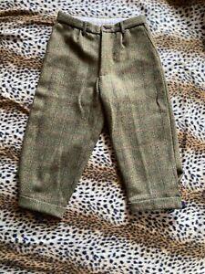 Vintage Tweed Plus fours/breeches, waist 28
