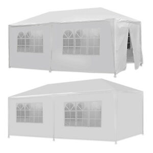 10'x10'/20'/30' Party Wedding Patio Gazebo/Pop Up Tent Canopy Pavilion Event