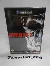 RESIDENT EVIL 2 (NINTENDO GC GAME CUBE) NUOVO SIGILLATO NEW SEALED PAL
