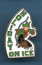 Pin's pin ARCHER ROBIN DES BOIS ROBIN WOOD HOLIDAY ON ICE (ref 073)
