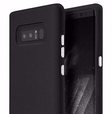 For Samsung Galaxy Note 8 - Hard Rubber Hybrid Armor Nonslip Phone Cas