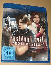 Blu-ray  RESIDENT EVIL : DEGENERATION