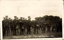 Worthing Camp 1912. Midland Brigade # X 31 in S.P.P.A. Series, Brighton.