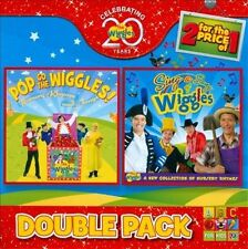 Pop Go the Wiggles!/Sing a Song of Wiggles by The Wiggles (CD, 2 Discs, ABC Music)
