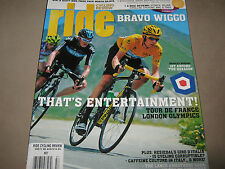 NEW! RIDE CYCLING REVIEW Issue 57 Volume 03 2012 Tour De France London Olympics