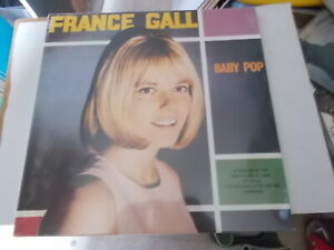 "33 tours de France GALL "" Baby Pop "" neuf et emballé"