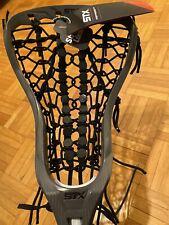 🔥Brand New Stx Fortress Women's Lacrosse Stick Black Brine Warrior String King