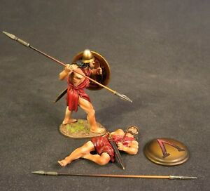 JOHN JENKINS ANCIENT GREEKS & PERSIANS SPT-06A SPARTAN WARRIORS MIB